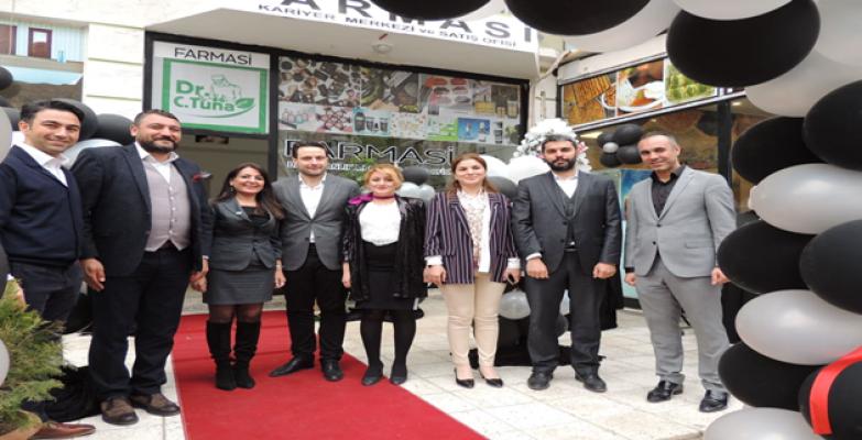 Urfa'da Farmasi Kozmetik Danışmanlık Ve Kariyer Merkezi Açıldı