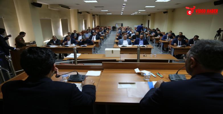 Eyyübiye Belediye Meclisi İlk Toplantısını Gerçekleştirdi.