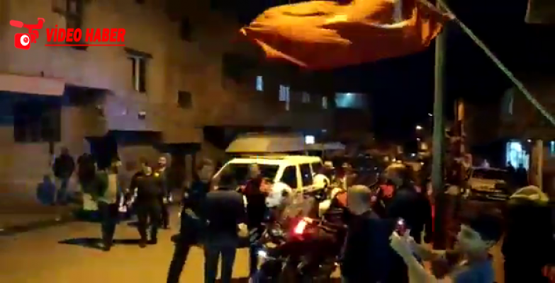 Kavga Anonsuna Giden Polislere Sürpriz