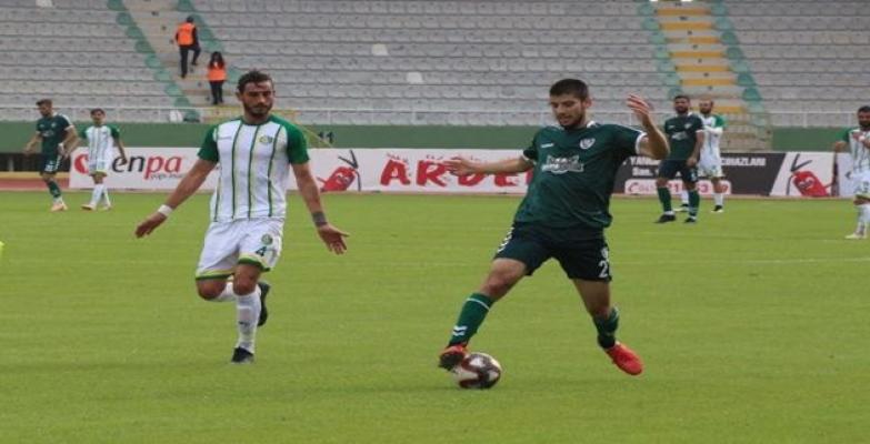 Konya Anadolu Selçukspor- Şanlıurfaspor