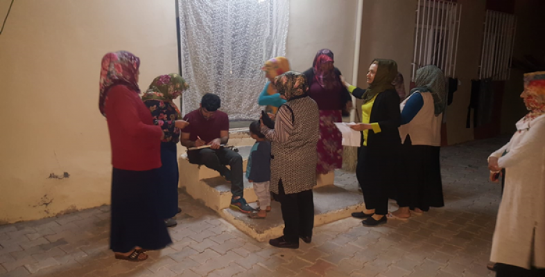 500 Aileye Ramazan Paketi