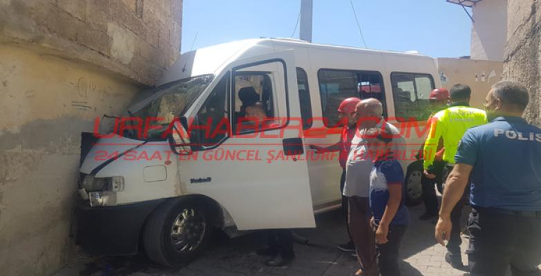 Şanlıurfa'da Trafik Kazası, 7 Yaralı