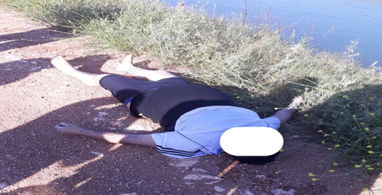 Şanlıurfa'da Erkek Ceset Bulundu