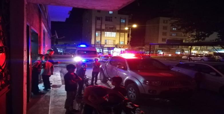 Şanlıurfa'da Asansörde Mahsur Kalan 6 Kişiyi İtfaiye Kurtardı