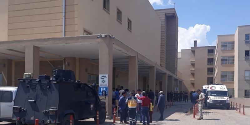 Viranşehir'de Sopalı Kavga, 6 Yaralı