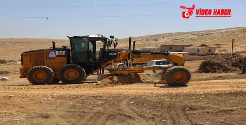 Eyyübiye Belediyesi, Yol Yapım Çalışmalarına Ara Vermeden Devam Ediyor