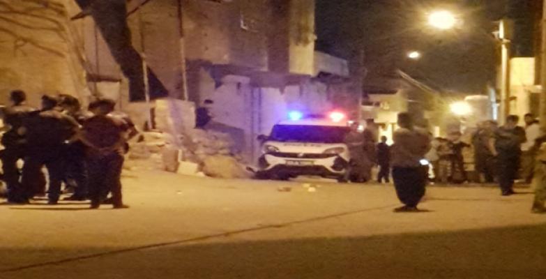 Eyyübiye'de Silahlı Kavga