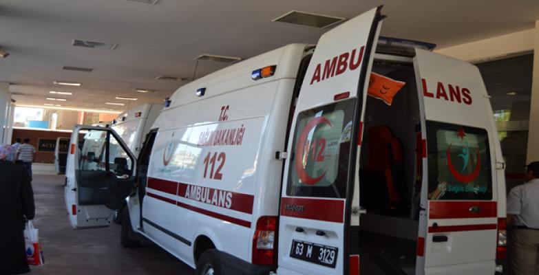Şanlıurfa'daki silahlı kavga, 3 gözaltı