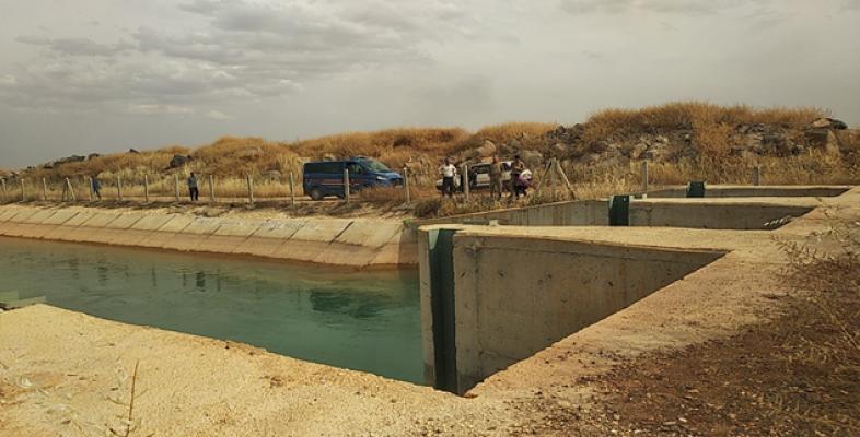 Şanlıurfa'da Yine Kanal Can Aldı