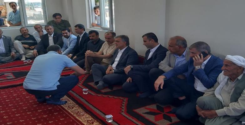 11. Cumhurbaşkanı Abdullah Gül, Urfa'da...