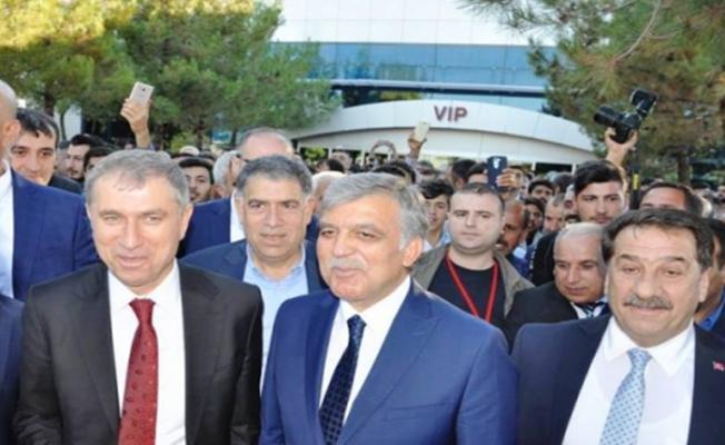 Eski Cumhurbaşkanı Gül Urfa'ya Geliyor