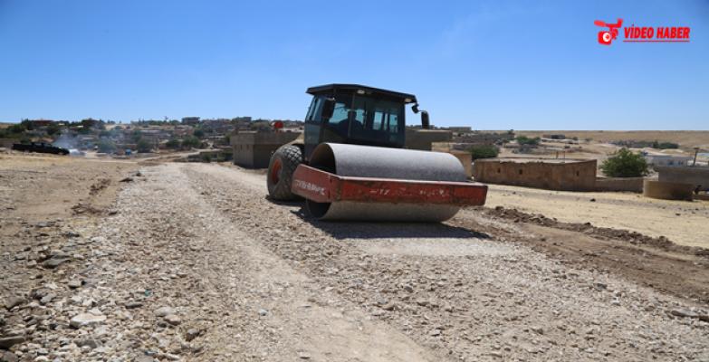 Eyyübiye Belediyesi Dur Durak Bilmeden Çalışma Yürütüyor.