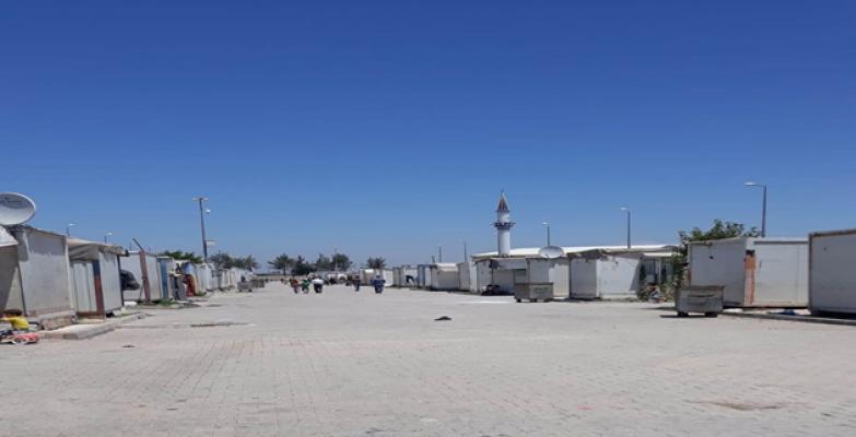 Urfa'nın Son Suriye Mülteci Kampı Kapanıyor