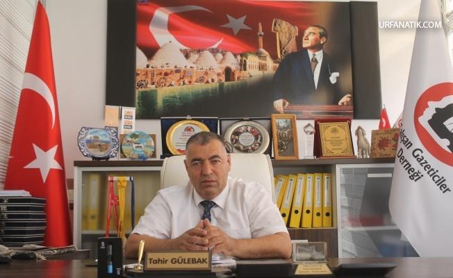 Başkan Gülebak'tan Bayram Mesajı