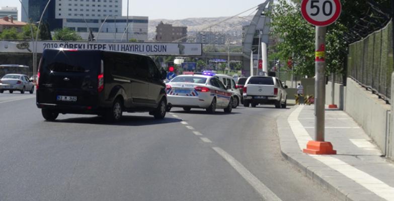 Milli Savunma Bakanı Akar Şanlıurfa'ya geldi