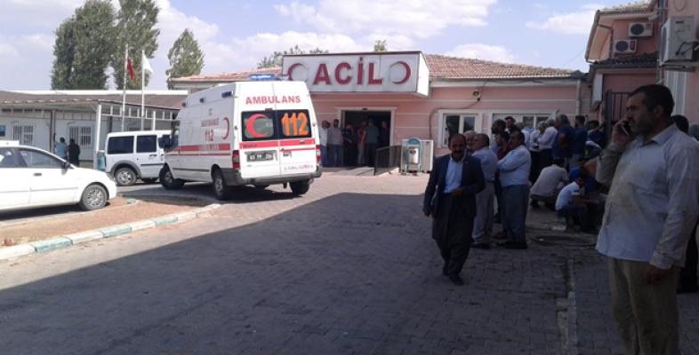 Urfa'da İki Kadın ve bir Çocuk Suda Boğuldu
