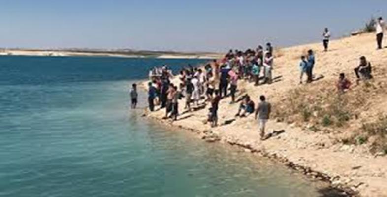 Urfa'da Yine Serinleme Yeni Boğulma