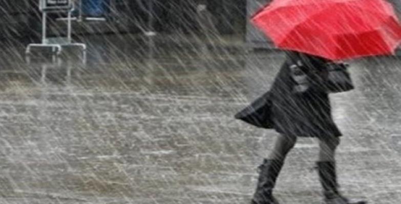 13 kentte sağanak yağış var!