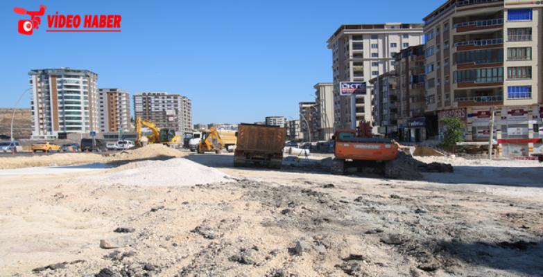 Büyükşehir'den Çevik Kuvvet Kavşağında Seferberlik