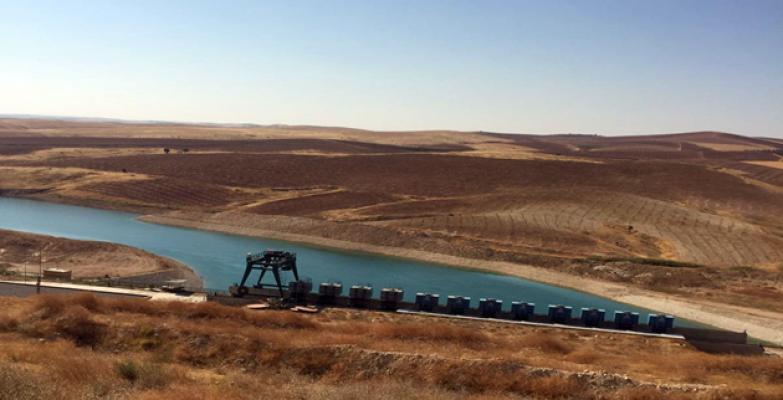 Sulama Projeleri Ülke Ekonomisine Büyük Katkı Sağlıyor