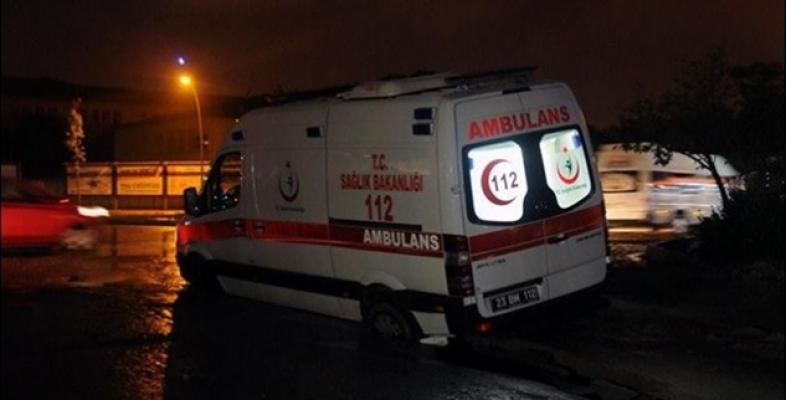 Şanlıurfa'da Trafik Kazası, 1 Ölü, 7 Yaralı