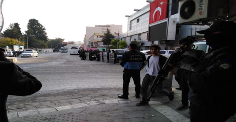 Suruç Belediye Başkanı Gözaltına alındı!