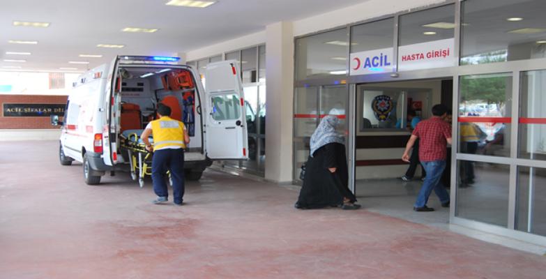 Urfa'da Terastan Düşen 4 Yaşındaki Çocuk Öldü