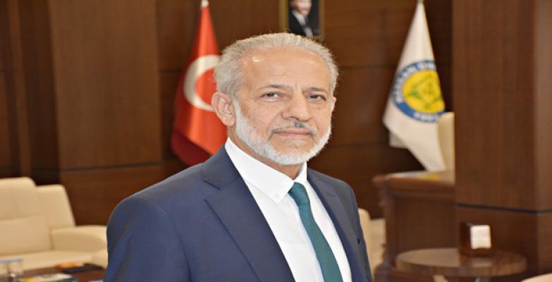 Harran Üniversitesi Rektörü, Atıf Sayısı Olarak Ülke Sıralamasında İlk Üçe Girdi