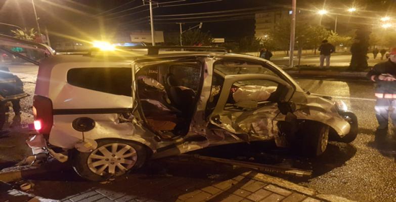 Urfa'da Kaza: 6 Yaralı