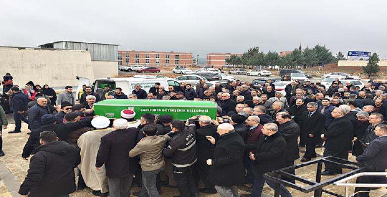 Prof. Dr. Gürbüz Aksoy Dualarla Ebedi Aleme Uğurlandı