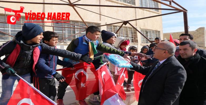 Barış Pınarı,Çocukların Hayatını Değiştirdi