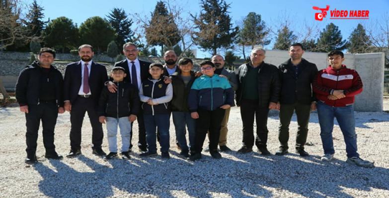 Eyyübiye Belediyesi Projeleri Bir Bir Hayata Geçiriyor