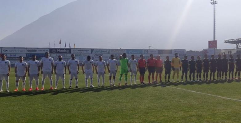 Manisa FK - Şanlıurfaspor