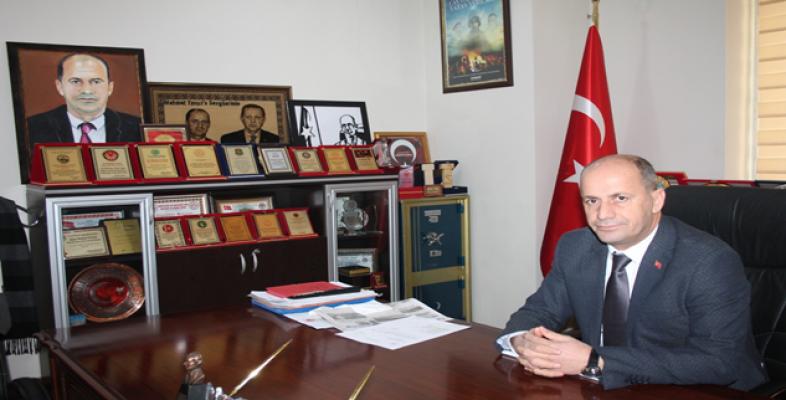 Mehmet Yavuz'dan Regaip Kandili Kutlama Mesajı
