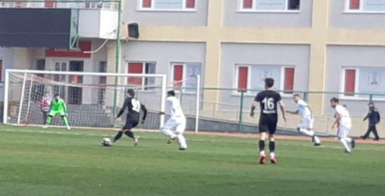 Sancaktepespor 5-0 Şanlıurfaspor