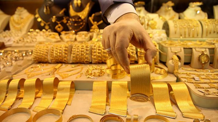 Urfa'da altın fiyatları