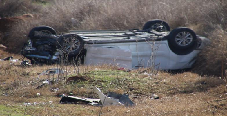Urfa'da trafik kazası: 8 yaralı