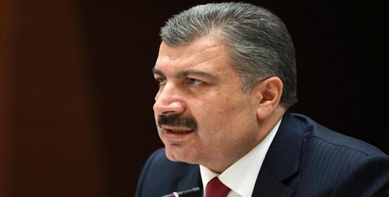 Bakan Koca: Bakanlığımızın Aşı Enstitüsü koronavirüse karşı harekete geçti