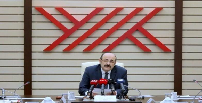 YÖK Başkanı Saraç'tan önemli açıklamalar