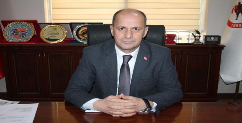 Başkan Yavuz'dan Berat Kandili mesajı