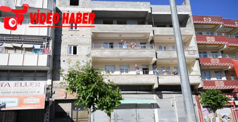 Büyükşehir Bayram'da Çocukları Unutmadı
