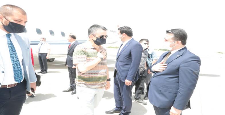 Tarım Bakanı Pakdemirli Urfa'ya Geldi!
