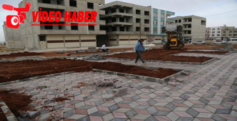 Eyyübiye Belediyesinden İlçeye Yeni Bir Park Daha