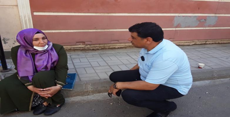 Diyarbakır annelerine destek ziyaretleri sürüyor