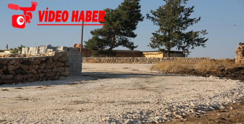 Eyyübiye Belediyesi Kırsala 5 Şantiye İle Hizmet Ediyor