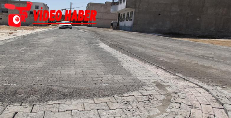 Eyyübiye Belediyesi, Yol Yapım Çalışmalarını Sürdürüyor