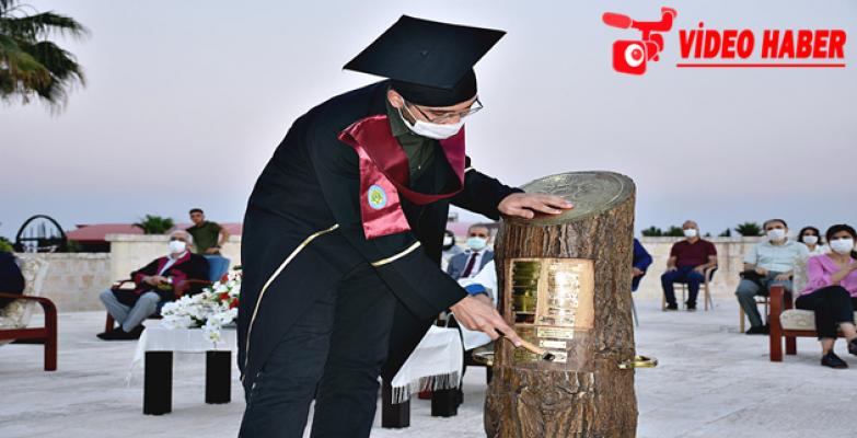 Harran Üniversitesi Tıp Fakültesi, 20. Dönem Mezunlarını Verdi