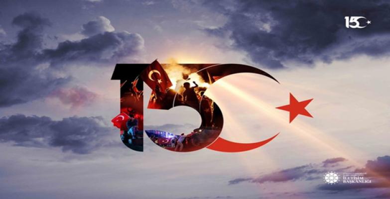 Önen'den 15 Temmuz hain darbe girişiminin 4. yıldönümü açıklaması;