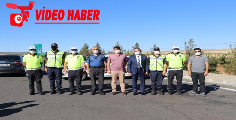 Şanlıurfa'da Trafik Denetimleri Artırıldı