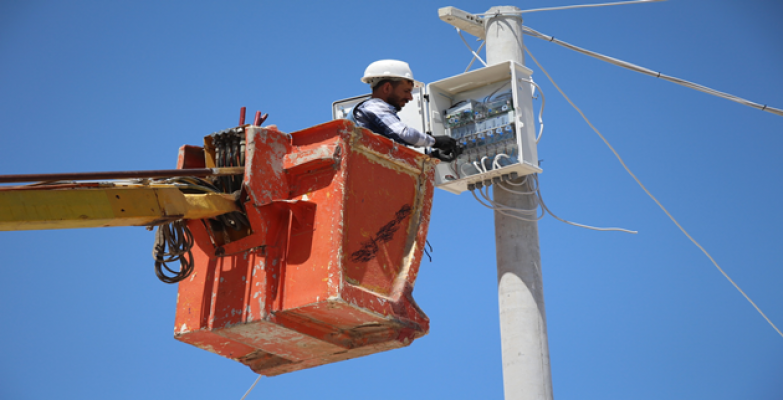 Şanlıurfa'nın enerji altyapısına 5 milyon liralık yatırım